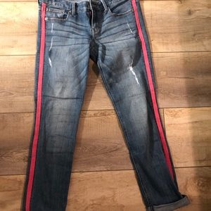 Express jeans like new